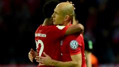 Copa Alemania (final): Resumen y goles del RB Leipzig 0-3 Bayern Munich