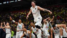El Madrid recuerda su triunfo en la Euroliga con 'en el corazón de la Décima'