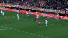 Gol de Rodrigo (1-0) en el España 2-1 Noruega