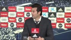 """Solari: """"La Liga no está perdida, en absoluto, para nada"""""""
