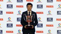 Premios MARCA: Marcelino, Trofeo Miguel Muñol al mejor entrenador