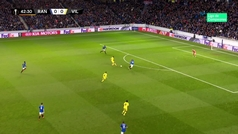 McGregor resistió todos los golpes del Villarreal
