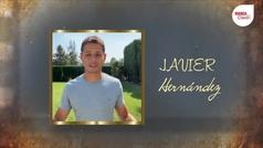 VIDEO JAVIER HERNANDEZ