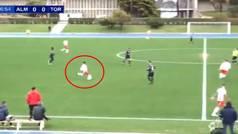 El gol en Tercera que dará la vuelta a España: zapatazo letal desde 65 metros