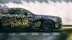 Spectre: arranca el primer Rolls-Royce eléctrico