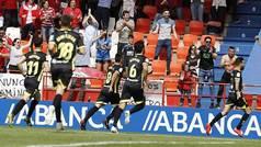 LaLiga 123 (J35): Resumen y goles del Lugo 1-2 Granada