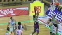 Historia viva del baloncesto español: 31 años del primer triple-doble