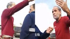 El escrache a Willy Toledo que terminó en pelea