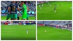 Un exmeta de LaLiga sube a rematar un córner... y encaja uno de los goles más lejanos de la historia
