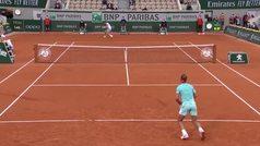 Roland Garros: Resumen del Rafael Nadal ante Egor Gerasimov (6-4, 6-4, 6-2)
