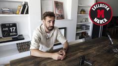 """Borja Fernández: """"Cuando Raúl Bravo me ve en el calabozo dice: ¿Y tú qué haces aquí? Pues haberme tomado un café contigo"""""""