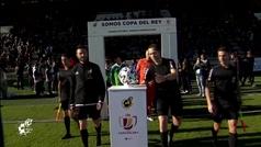 Copa del Rey (segunda ronda): Resumen y goles del Cacereño 1-2 Eibar