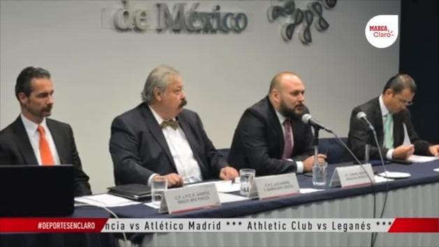 Samuel Magaña aclara que jugadores y equipos son investigados constantemente