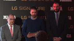 Juan Carlos Navarro ya es MARCA Leyenda