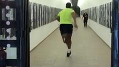 El Rafa Nadal más íntimo: así fue su salto a una pista de tenis 200 días después