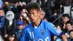 Así fue el partido de Kazuyoshi Miura con 53 años siendo el jugador más longevo en jugar una copa pr