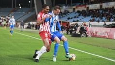 LaLiga 123 (J14): Resumen y goles del Almería 1 ? 1 Deportivo