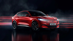 Ford Mustang Mach-E: el pony eléctrico