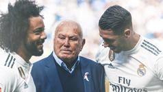 Fallece Agustín Herrerín, mítico delegado del Santiago Bernabéu