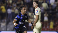 Querétaro vs América: Los Gallos rescatan el empate contra las Águilas