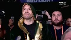 Tyson Fury monta su propia fiesta camino del ring en la pelea contra Wilder