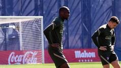Kondogbia apunta a titular ante el Barcelona