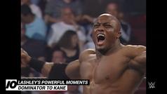 Los momentos más bestiales de Bobby Lashley en WWE