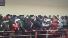 Siete estudiantes universitarios mueren en Bolivia al caerse de un cuarto piso