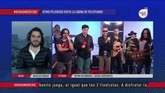 "Ritmo Peligroso: ""Croacia se merece ganar un Mundial"""