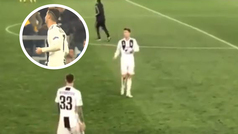 Sale a la luz el polémico gesto de Cristiano Ronaldo a sus compañeros al ser eliminado ante el Ajax
