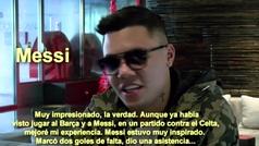 Felipe Araújo, el cantante que se hizo viral por los gallos de Vinicius