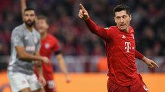 Champions League (Grupo B): Resumen y goles del Bayern 2-0 Olympiacos