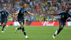 Mundial 2018 | Mbappé puso la guinda de la victoria de Francia