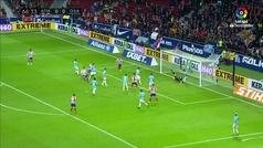 MX: Gol de Morata (1-0) en el Atlético Madrid 2-0 Osasuna