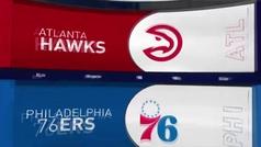 Resumen Sixers-Hawks