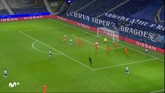 Gol de Marega (2-0) en el Oporto 2-1 Juventus