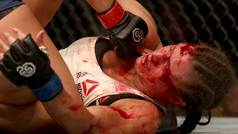 El KO más sangriento de la UFC: Maycee Barber no tuvo piedad