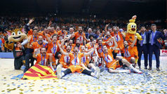Final Eurocup 2019: Resumen del Valencia Basket 89-63 Alba Berlín