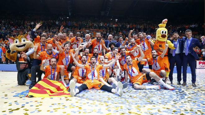 Un Dubljevic imperial le da al Valencia su cuarta Eurocup
