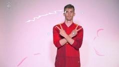 Así celebrarán los goles los jugadores de España