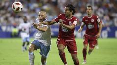 Copa del Rey (segunda ronda): Resumen y goles del Zaragoza 2-1 Deportivo