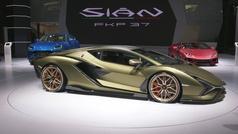 Los cinco coches más espectaculares del Salón de Frankfurt