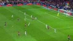 Gol de Thomas (2-0) en el Atlético 3-0 Huesca
