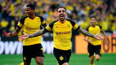 Bundesliga (J7): Resumen y goles del Borussia Dortmund 4-3 Augsburgo