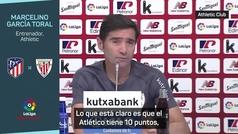 """Marcelino: """"El Atlético funciona como una apisonadora"""""""