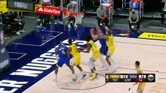 Recital de Jokic para aupar a los Nuggets ante los Warriors