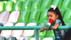 La Fecha FIFA comienza a afectar a una pequeña aficionada del León