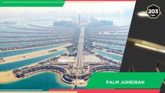 Así es la ruta del Tour de los Emiratos