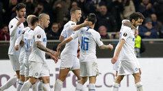Europa League (1/16, vuelta): Resumen y goles del Inter Milán 4-0 Rapid Viena