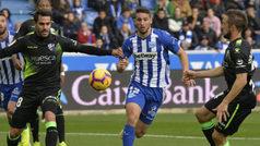 LaLiga (J12): Resumen y goles del Alavés 2-1 Huesca